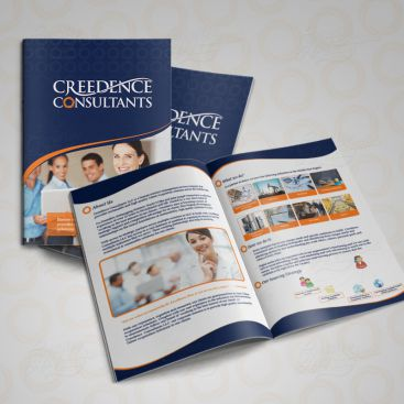 Creedence Consultants Print Friendly Brochure Design