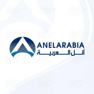 Anel Arabia Logo Design