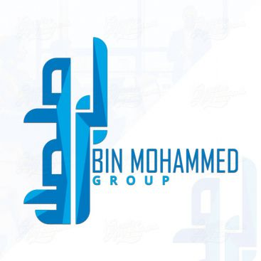 Bin Mohammad Group Logo Design