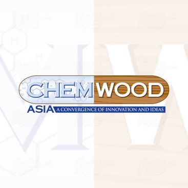 Chemwood آسيا تصميم الشعار