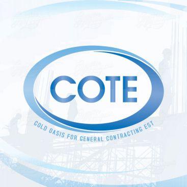 تصميم شعار COTE