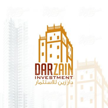 Dar Zain Investment Logo Design