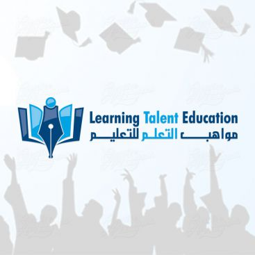 Learning Talent Education Logo Design