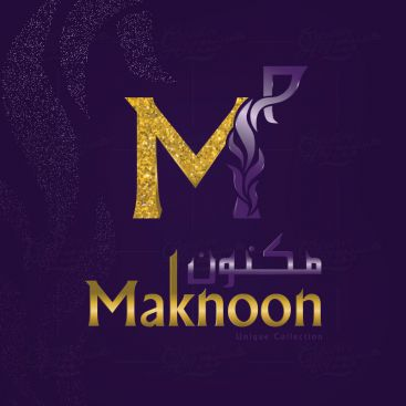 Maknoon Logo Design