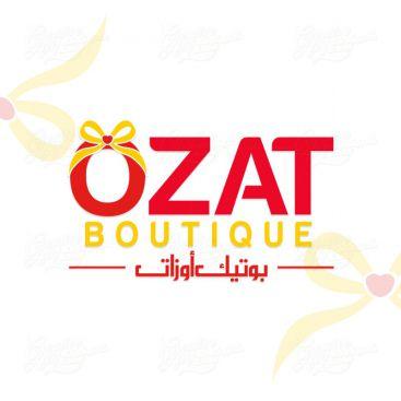تصميم شعار محل عزت للهدايا