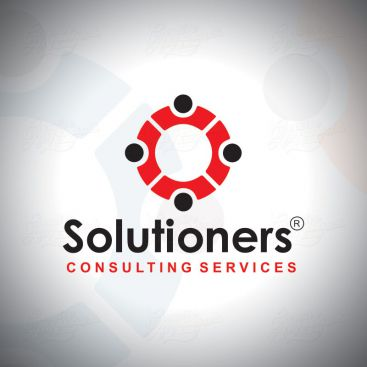 Solutioners Consulting Services Logo Design