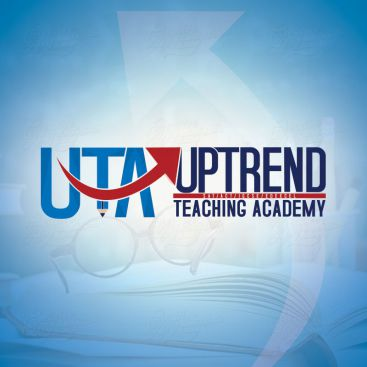 Uptrend Teaching Academy Logo Design