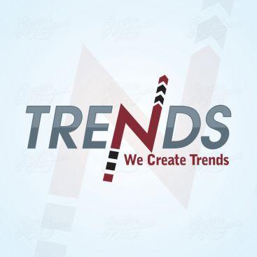 Trends Logo Design